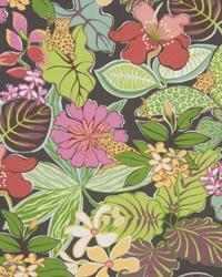 Green Jungle Safari Fabric  Jungle Beat Tropic