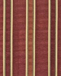 Medici Stripe Garnet by