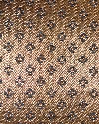 Brown Small Print Floral Fabric  Moorgate Chocolate