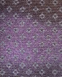 Purple Small Print Floral Fabric  Moorgate Plum