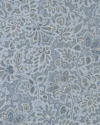 Padua Paisley Blue Jay by