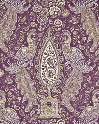 Peacock Fantasy Plum by