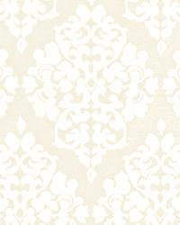 Regal Damask Ivory by