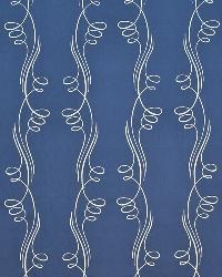 Spirographic Mariner Blue by