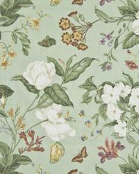 Vicksburg Floral Sage by  In Stock