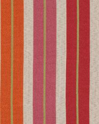 Woodley Stripe Poppy by