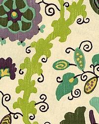Purple Jungle Safari Fabric  Casablanca Berry
