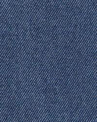 Blue Solid Color Denim Fabric  Denim Vintage