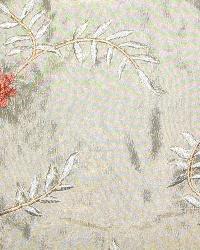 Medium Print Floral Fabric  Pasha Antique
