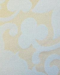Blue Medium Print Floral Fabric  French Dip Sky