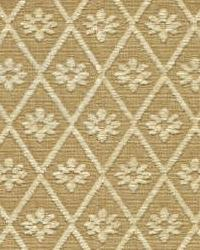 Beige Floral Diamond Fabric  31390 6