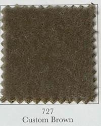 Nevada Custom Brown Mohair by