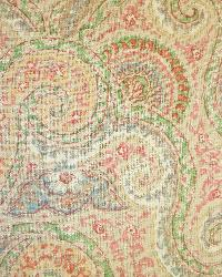 Pink Classic Paisley Fabric  LA1285 114