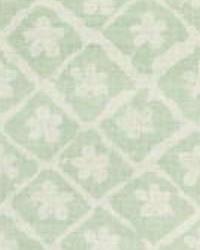 Green Floral Diamond Fabric  POMEROY BFC 3521 13