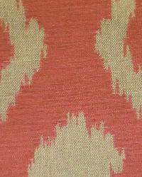 Red Navajo Print Fabric  Temple Woodrose