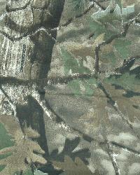 Green Camo Fabric  Solognac Camo