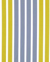 Striped Flame Retardant Fabric