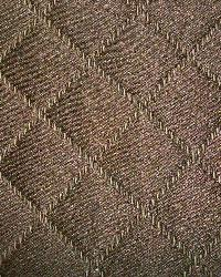 Brown Quilted Matelasse Fabric  M8342 5305
