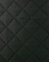 Black Quilted Matelasse Fabric  M8342 5998