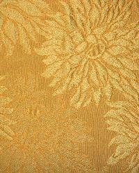 Yellow Large Print Floral Fabric  M8547 5261