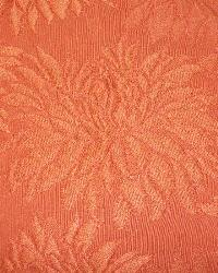 Orange Large Print Floral Fabric  M8547 5498