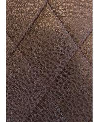 Faux Leather Matelasse Fabric - InteriorDecorating.com - Fabric ... : quilted leather material - Adamdwight.com