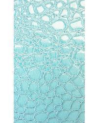 Croco Aquablue by