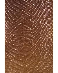 Brown Animal Skin Fabric  Slicker Coin