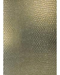 Gold Animal Skin Fabric  Slicker Kalamata