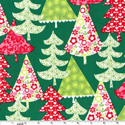Michael Miller Fabrics Calico Trees Multi Search Results