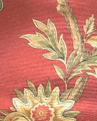 Large Print Floral Fabric  Brizio Lacquer
