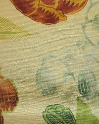 Large Print Floral Fabric  Elreno Celadon