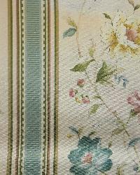 Beige Medium Print Floral Fabric  Meyer Surf