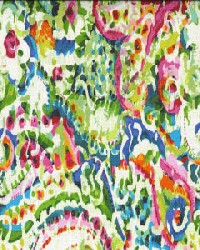 Abstract Fabric  Filmore Crayon