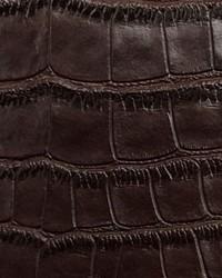 Big Crocodile Dark Brown by