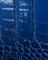Big Crocodile Royal Blue by
