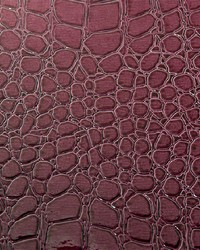 Croco Leather Raspberry by