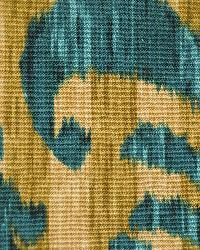 Exotic Tribal Prints Fabric Novel Berkshire Cypress - 35167