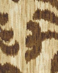 Exotic Tribal Prints Fabric Novel Berkshire Porcini - 35177