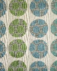 Blue Color Spectrum Mandarin to Fuchsia Fabric  Gordon Aegean 34403