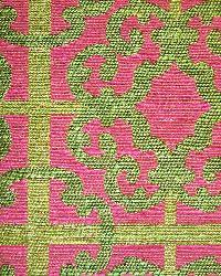 Pink Color Spectrum Mandarin to Fuchsia Fabric  Jamelle Sherbert 34357
