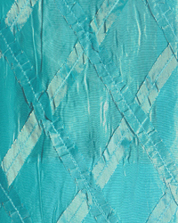Lugano Turquoise Faux Silk 34838 by
