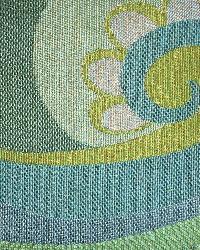 Green Color Spectrum Mandarin to Fuchsia Fabric  Manali Kiwi 34404