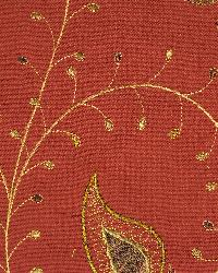 Exotic Tribal Prints Fabric Novel Montgomery Amaryllis 35178