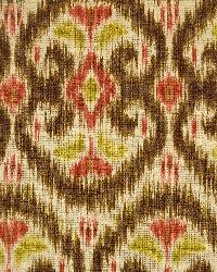 Exotic Tribal Prints Fabric Novel Mystique Porcini 35180