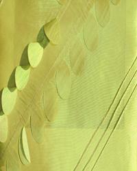 Ribbon Taffeta Fabric  Zermatt Apple Faux Silk 34823
