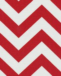 Orien Textiles Chevron Cherry Fabric