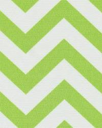 Orien Textiles Chevron Lime Fabric