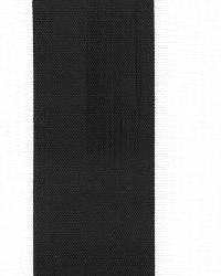 Orien Textiles Deck Stripe Black Fabric