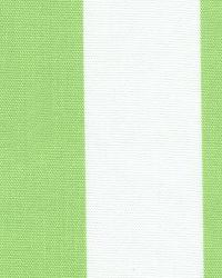 Orien Textiles Deck Stripe Lime Fabric